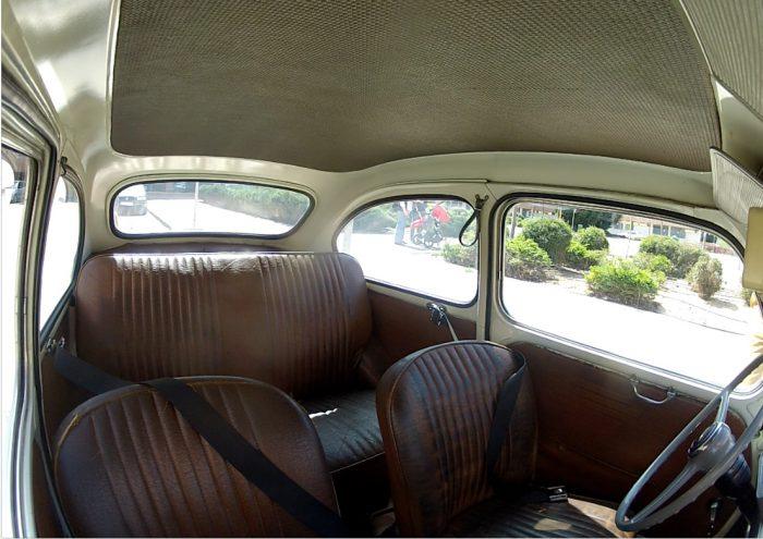 Interior-coche