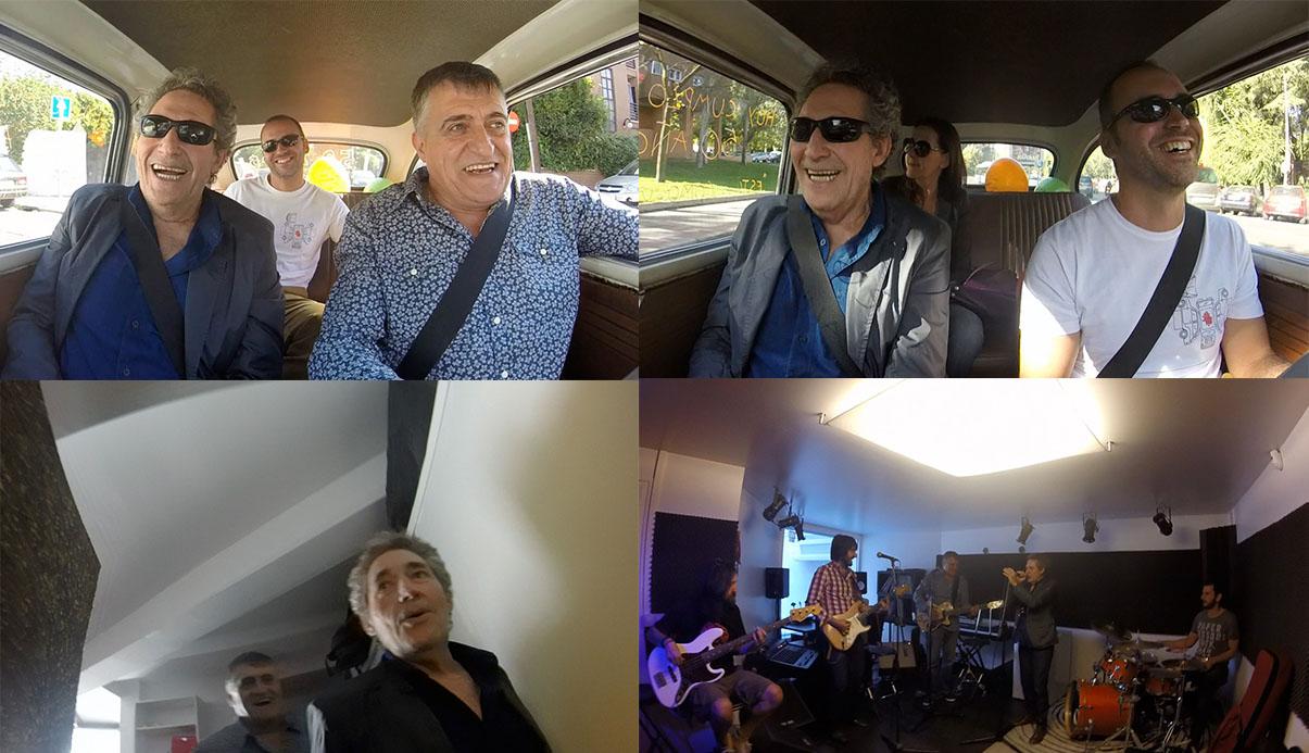 Charla improvisada 'Wyoming & Ríos on the road'