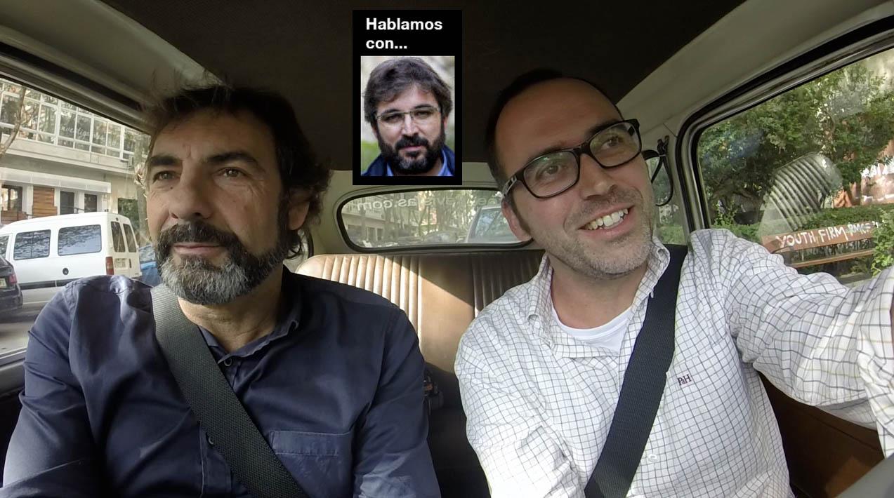 Llamamos a Jordi Évole para hablar del documental 'Astral'