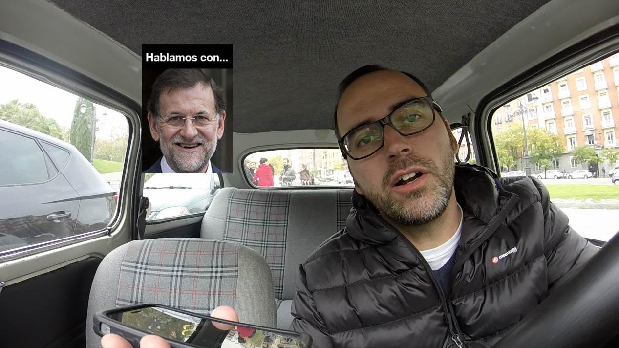 Llamada a Mariano Rajoy (parodia)