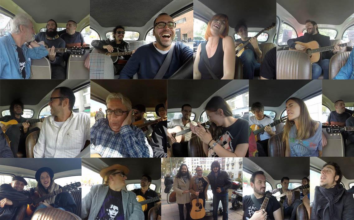 Todos los directos con los músicos de Autoentrevistas