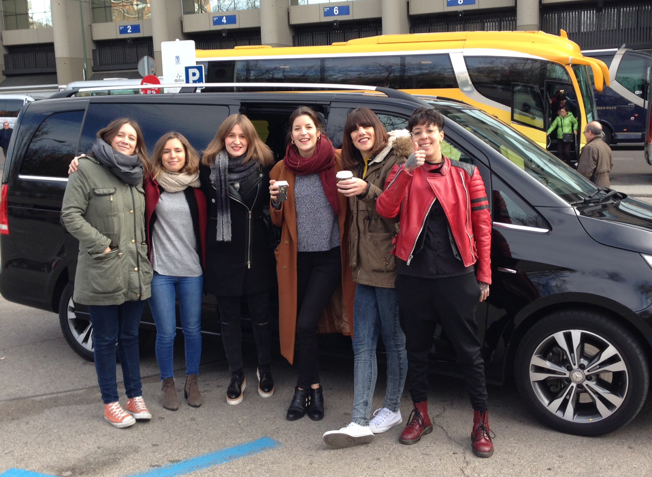 MUSIC CAR TALENTS (I): Seis voces femeninas lo bordan con esta versión de 'The Weight'