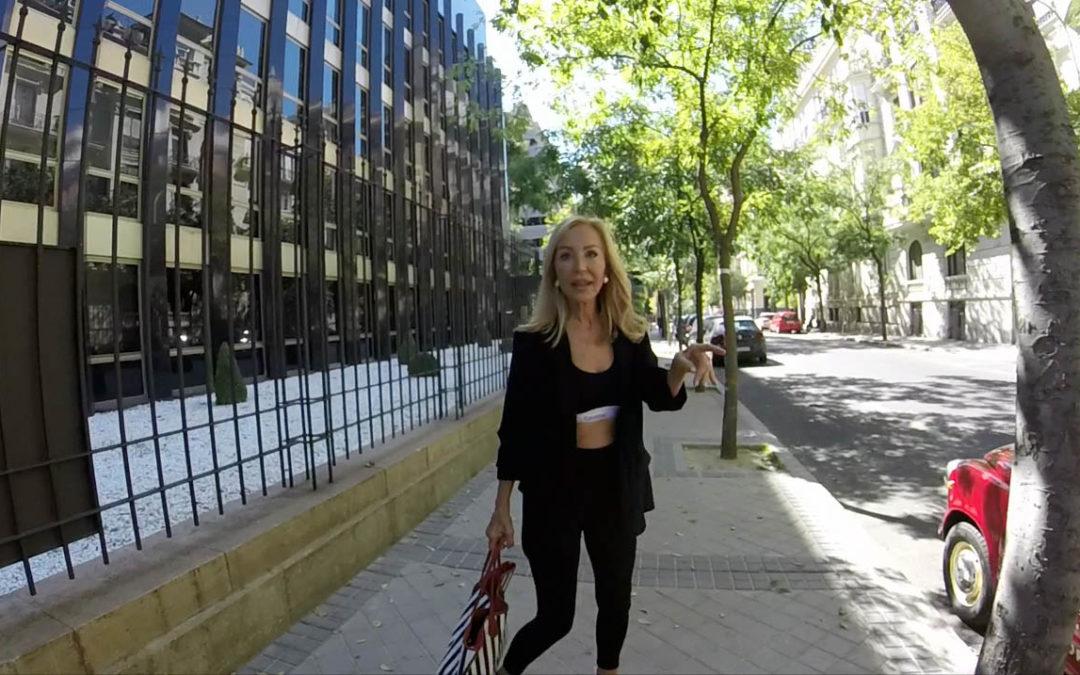 Carmen Lomana, empresaria y colaboradora de TV