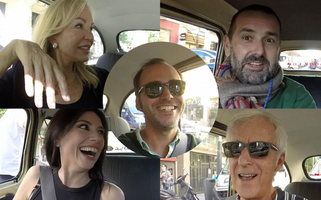 Grandes momentos con los 10 últimos invitados de Autoentrevistas
