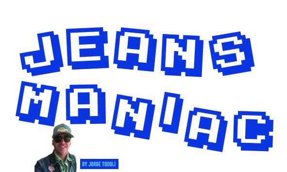 Logo de Jeans Maniac